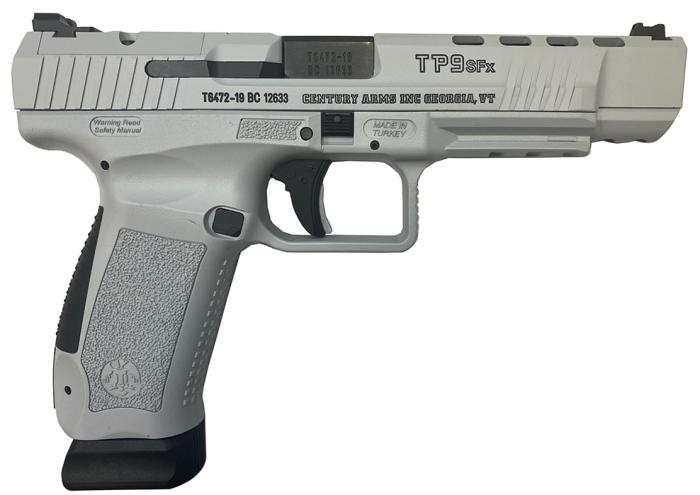 CANIK - TP9 SFX 9MM Whiteout