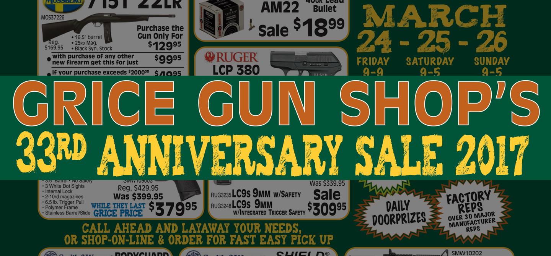 2017 Anniversary Sale Flyer