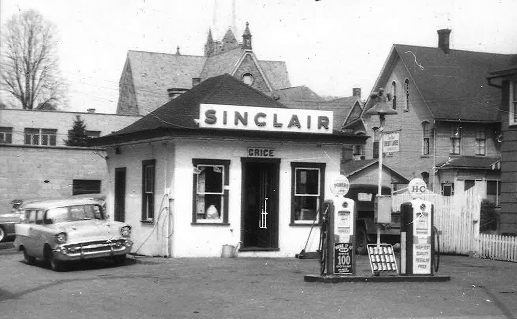 Grice Sinclair 1955